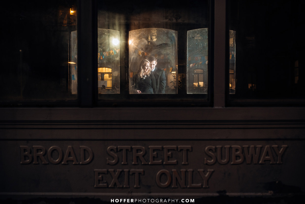 Warner-Philadelphia-Nighttime-Engagement-Photographer-013