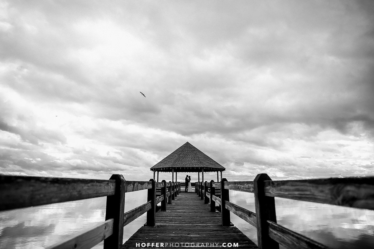 Wedding Photography Outer Banks: Amanda & Ethan In The Outer Banks